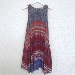 beachlunchlounge Nellie Trapeze Dress - Size S